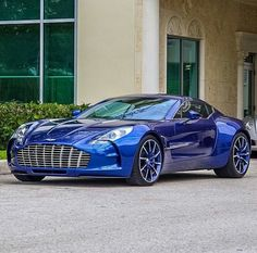 ONE77 #astonmartin