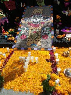 Day of the Dead (Día de los Muertos) in San Miguel de Allende, Mexico