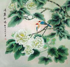 Cotton Rose,69cm x 69cm(27〃 x 27〃),2702028-z