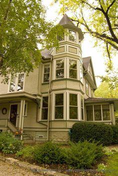 Oak Park Historic Homes