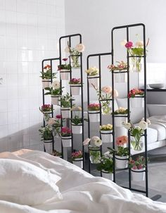 Inspiration Wednesday: Roomdividers!