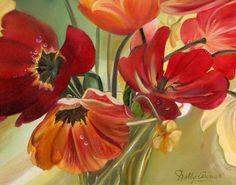"""""""Primavera II"""" by Nelly Arenas"""