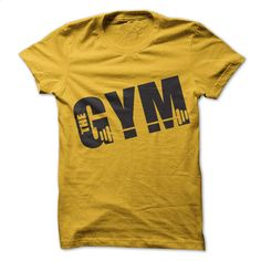 The Gym T Shirts, Hoodies, Sweatshirts - #tee shirt #design tshirts. BUY NOW => https://www.sunfrog.com/Fitness/The-Gym.html?60505