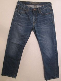 # 958 * Size 30X30  * American Eagle Outfitters *  Original Straight Leg * Jeans…