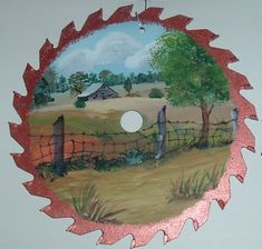 Painting Saw Blades That Have Cut Outs [Archive] - WetCanvas