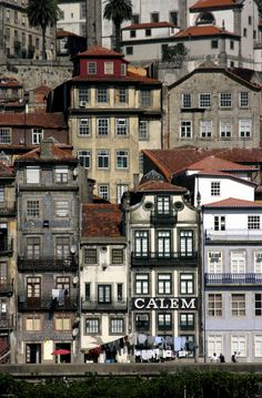 Portugal - Porto Facades by Heath Cox Photo Portugal, Spain And Portugal, Portugal Travel, Lisbon Portugal, Visit Portugal, Modern Coastal, Coastal Living, Coastal Cottage, Coastal Entryway
