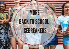 Today I'd like to share three more activities that have worked great for me as icebreakers for the first class with groups of teenage students.All the games help students get to know each other better and promote discovering what they… Continue Reading . . .