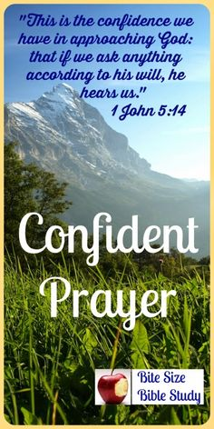 Have you ever prayed something and later wondered if you'd prayed the wrong thing? ~ Perhaps the results weren't what you expected. ~ Does that mean God answered a bad prayer? ~ For more on this, click image and when it enlarges click again to read a 1-minute devotion about this subject.