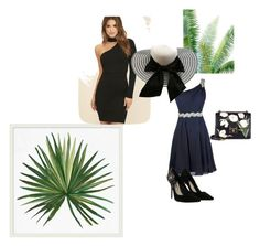 """""""men"""" by fatimazbanic ❤ liked on Polyvore featuring Pottery Barn, WALL, LULUS, Sophia Webster and Dolce&Gabbana"""