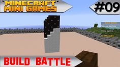 MINECRAFT MINI-GAMES - BUILD BATTLE - #09