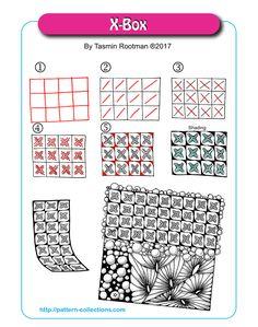 X-Box by Tasmin Rootman