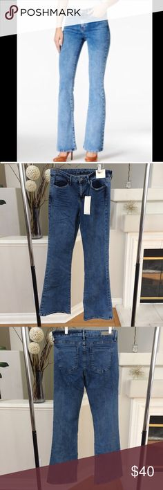Calvin Klein flare jeans Brand new with tags!   All items come from a clean, smoke and pet free home and are packaged in tissue.   Offers welcome! Size 30x32. I also have them in size 29. Calvin Klein Jeans Flare & Wide Leg