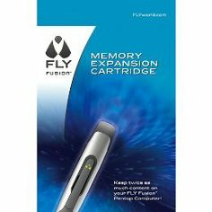 Fly Fusion Memory Expansion Cartridge by LeapFrog. $18.97. expands fly fusion pen memory. memory expansion pak