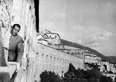 Gino Bartali ad Assisi