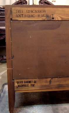 Davis Cabinet Furniture for Sale | ... found at estate sales at ...