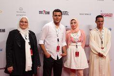 TROPFEST Arabia 2012 Finalists Sahar El Daly, Muhannad Lamin, Reem Sherif Al Kammach & Khaled Elboumeshouli