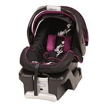 Graco SnugRide 30 Infant Car Seat - Zoey      not sure which car seat I like better...