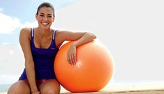 9 Stability Ball Exercises You've Got To Try