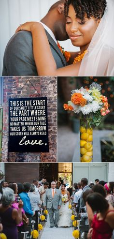 Los Angeles Huron Substation Wedding from Luminaire Images   Amber Events
