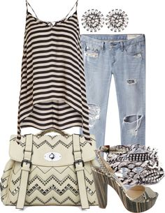 """""""On the Go...with DANNIJO"""" by lbite1 on Polyvore"""