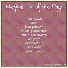 Magical Tip of the Day