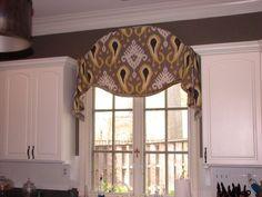 Arched Window Treatments Arched Window Treatment Decor Interior