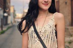 Bohemian Pages: The Little Crochet Top