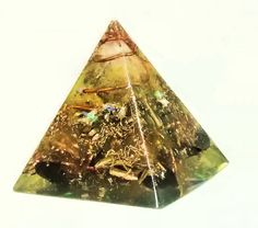 New in our shop! Orgone Energy Healing Pyramid -  EMF Protection  Citrine  and Shungite - Solar Plexus chakra- Meditation -  Reiki https://www.etsy.com/listing/543658657/orgone-energy-healing-pyramid-emf?utm_campaign=crowdfire&utm_content=crowdfire&utm_medium=social&utm_source=pinterest