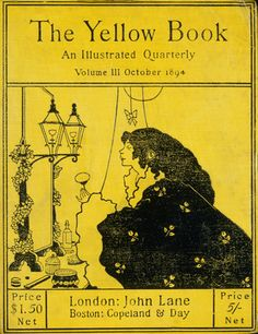 The Yellow Book, by Aubrey Beardsley -- High quality art prints, canvases, postcards -- memoryprints.com
