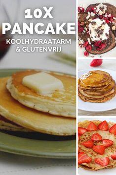 Vers Fruit, Keto Recipes, Pancakes, Breakfast, Healthy, Sweet, Food, Morning Coffee, Candy