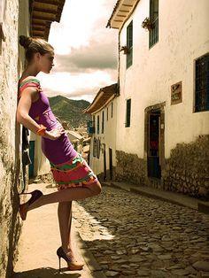 Cusco Peru - jaime travezan