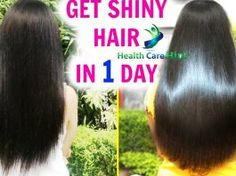 Homemade Hair Pack to Get Super Silky & Super Glossy Hair