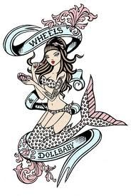Wheels and Dollbaby