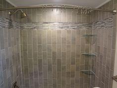 vertical tile bathroom - Google Search