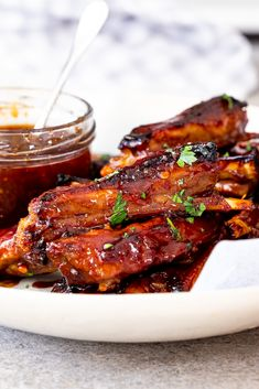 Baked lamb ribs in a sticky, Asian-inspired glaze is a delicious dinner or easy snack recipe. The glaze is super sticky making the ribs irresistible. Vegetarian Meals For Kids, Vegetarian Recipes, Cooking Recipes, Lamb Ribs Oven, Riblets Recipe Oven, Leftover Lamb Recipes, Tiffin Recipe, Slow Cooked Lamb, Rib Recipes