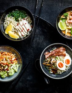 4 Quick and Easy Ramen Noodle Recipes