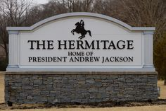 the hermitage andrew jackson home | Andrew Jackson's Hermitage - Nashville, Tennessee | Flickr - Photo ...
