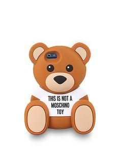 Moschino Teddy Bear Cam iPhone 6 Case