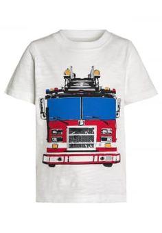 Carter's - T-shirts print - white