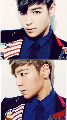 TOP (Choi Seung Hyun) Kpop #BigBang (Top Bigbang Handsome)