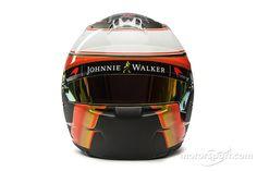 Stoffel Vandoorne, McLaren at 2017 drivers helmets High-Res Professional Motorsports Photography F1 2017, Racing Helmets, F1 Drivers, Garage, Europe, Pictures, Carport Garage, Photos, Garages