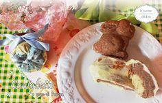 Coniglietto e uovo di Pasqua | ricetta dolce per Pasqua