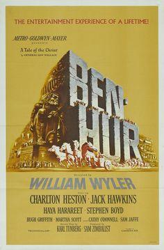 Ben-Hur, de William Wyler, 1959