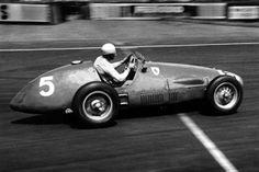 Alberto Ascari Italian Grand Prix British Grand Prix Ferrari F Formula One
