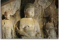 stone Budda in Ooita.ホキ石仏