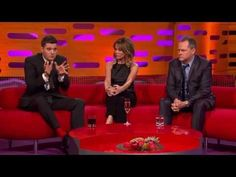 The Graham Norton Show 2013 S13x02 1/3 Michael Buble, Jack Dee, Amanda Holden