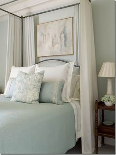 Erin at House of Turquoise mentioned that Phoebe Howard had updated her portfolio on her website. Overall, her work is stellar but it was the bedrooms that I couldn't stop admiring. She knows how to decorate a bedroom and has a winning formula for dressing the bed. White/cream bedding sometimes paired with blue or brown;...Read More »