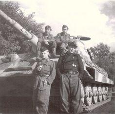 Tiger 241 from Schwere Panzer Abteilung 505   Panzertruppen   Flickr