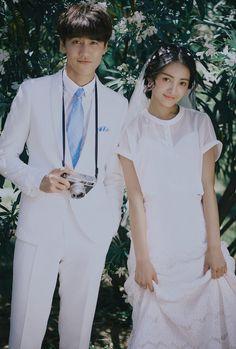 Chàng người mẫu ảnh cưới điển trai đến độ con gái chỉ muốn hét lên: Ơn giời, chú rể của em đây rồi! - Ảnh 6. Pre Wedding Photoshoot, Wedding Poses, Wedding Shoot, Wedding Couples, Cute Couples, Dream Wedding, Mixed Couples, Wedding Dresses, Bridal Photography