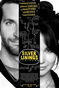 """""""Silver Linings Playbook"""" -- Jennifer Lawrence is stunning."""